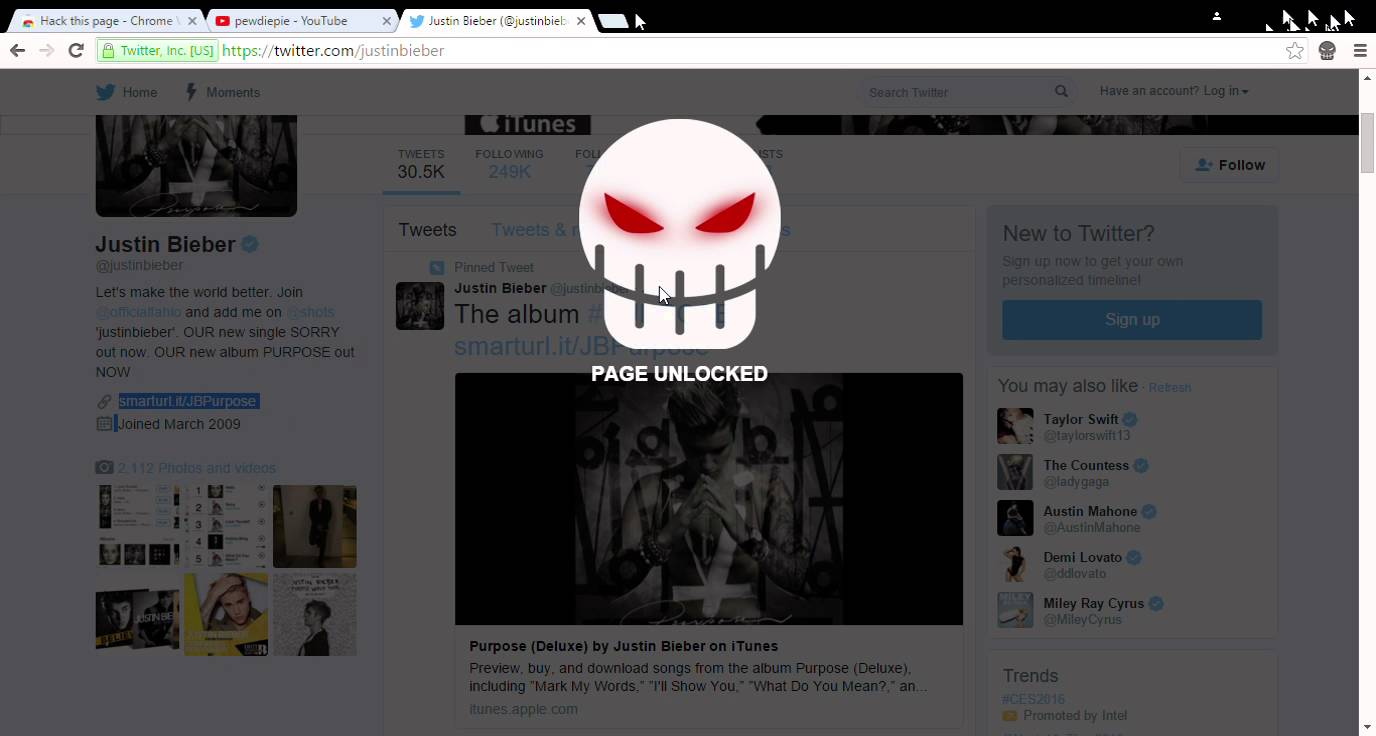 Hack This Page