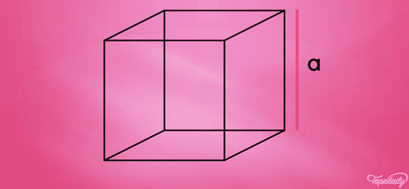 example of cube