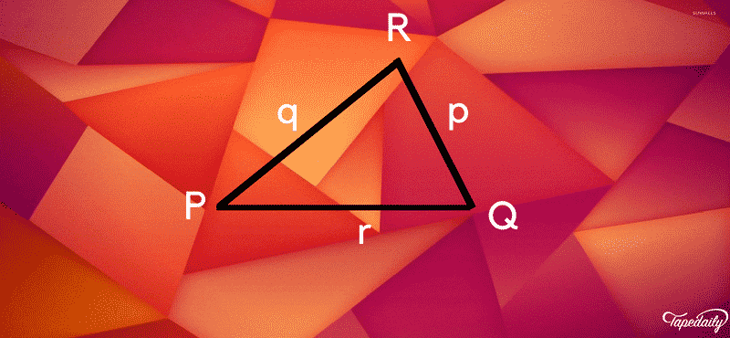 example of triangle