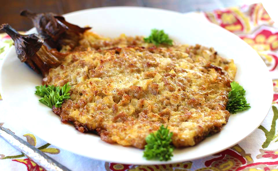 How To Cook Tortang Talong With An Egg?
