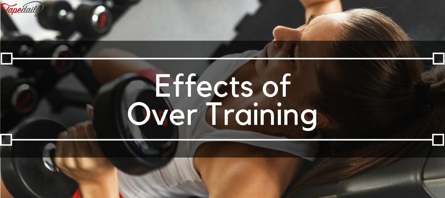Effects ofOver Training