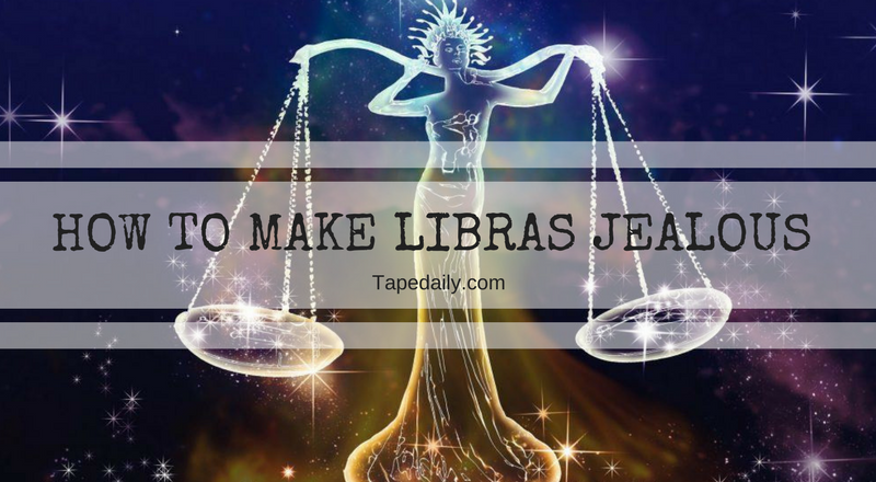 LIBRAS AND JEALOUS