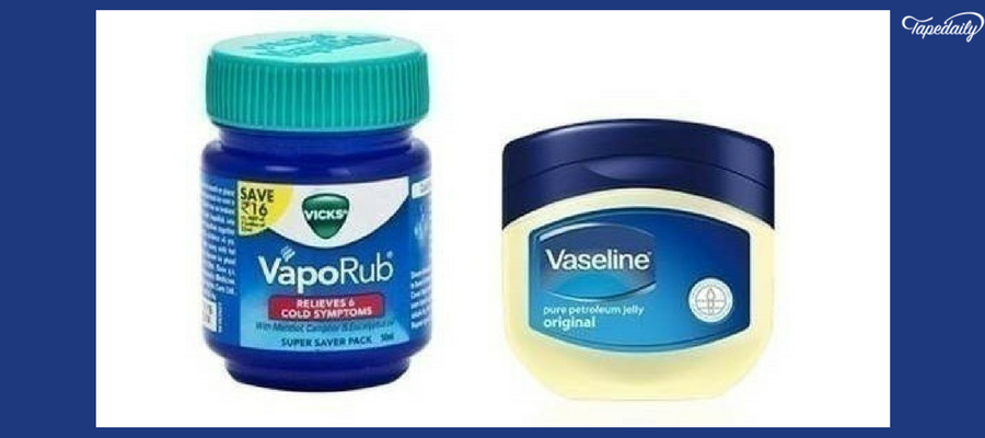 Vicks With Vaseline