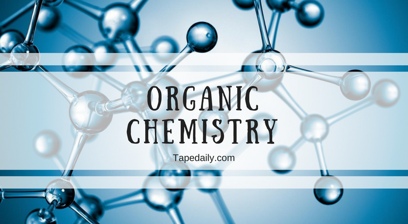 Organic Chemistry main branches