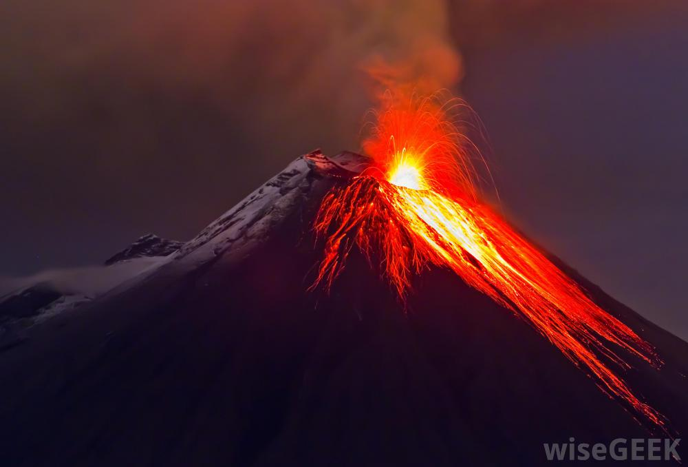 What To Do When A Volcano Erupts?