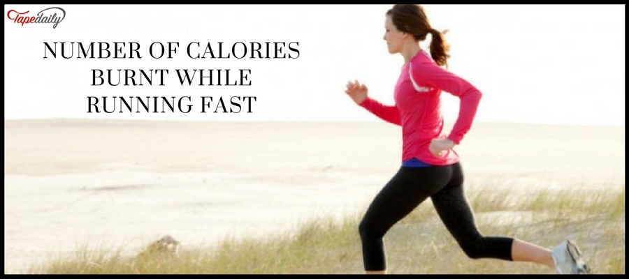 Calories Burnt While Running FAST