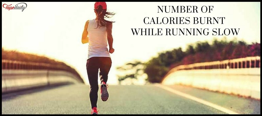 Calories Burnt While Running Slow