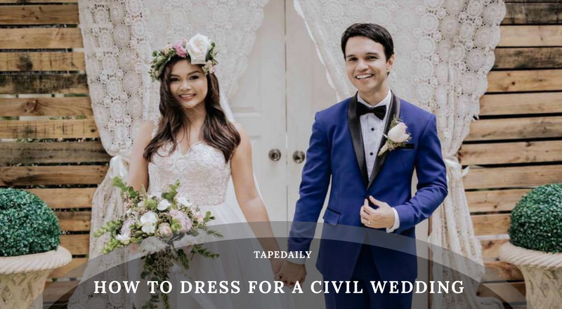 Civil Wedding Dresses Options How To Dress For A Civil Wedding