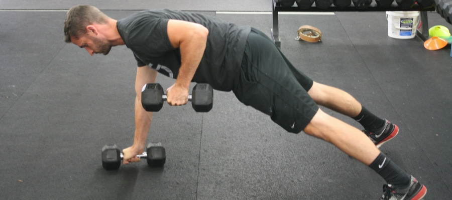 Press Ups With Weights