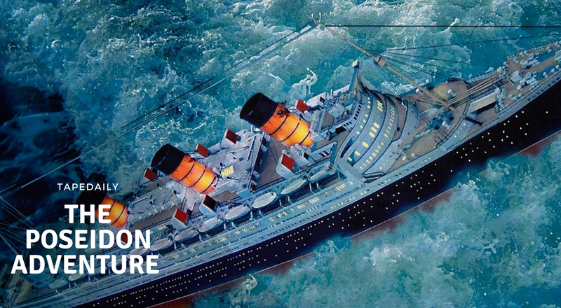 The Poseidon Adventure to be watched on new yea's eve