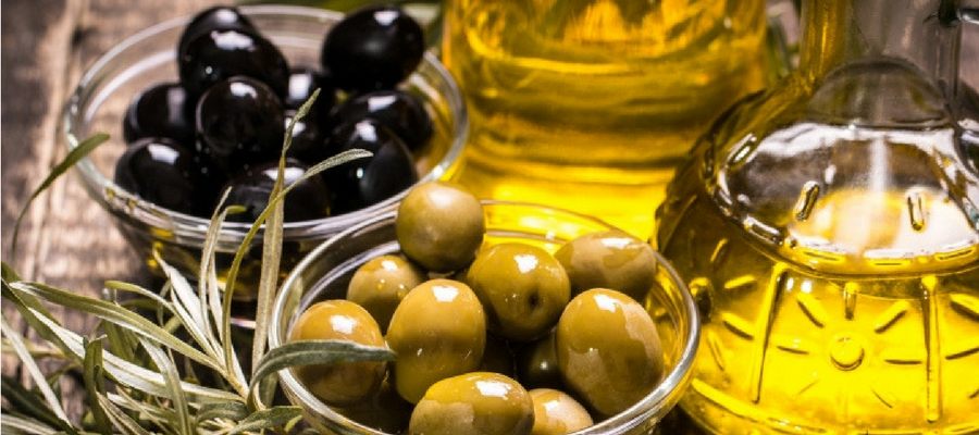 Caution for using olive oil