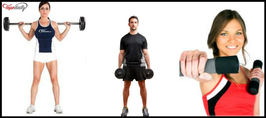 Weights Exercises