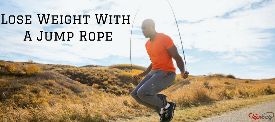 lose weight with jump rope