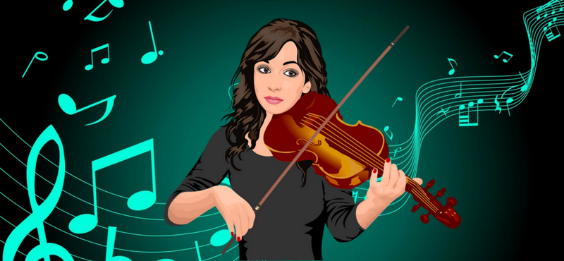 what is the difference between violin and viola