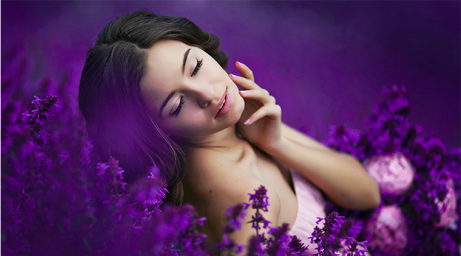Lavender And skin care