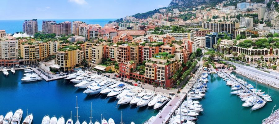 Where Is Monaco Located ? Map, Pictures and Advice