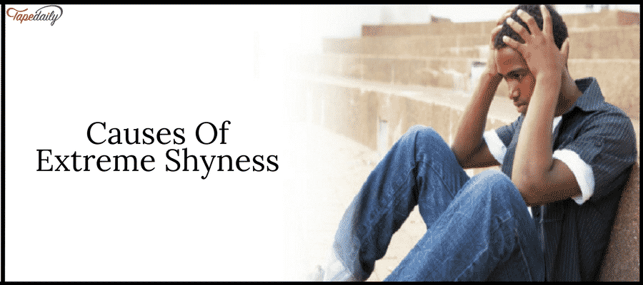 The cause of shyness