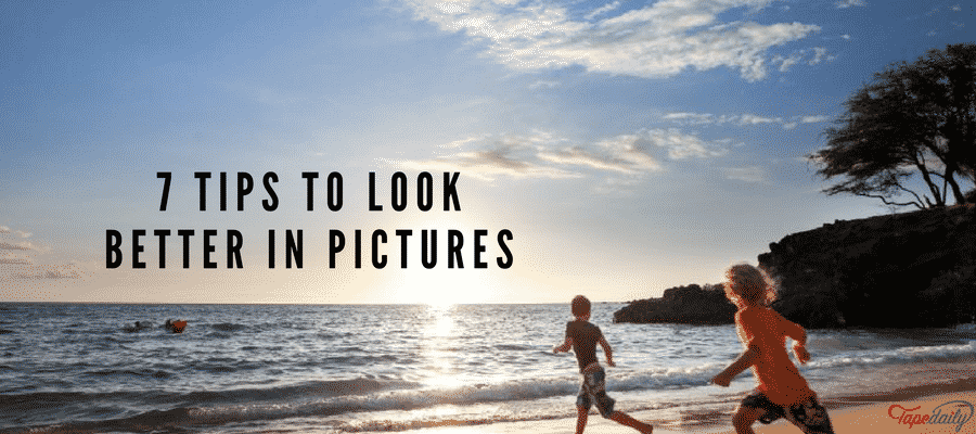 7 Tips To Look Better In Pictures