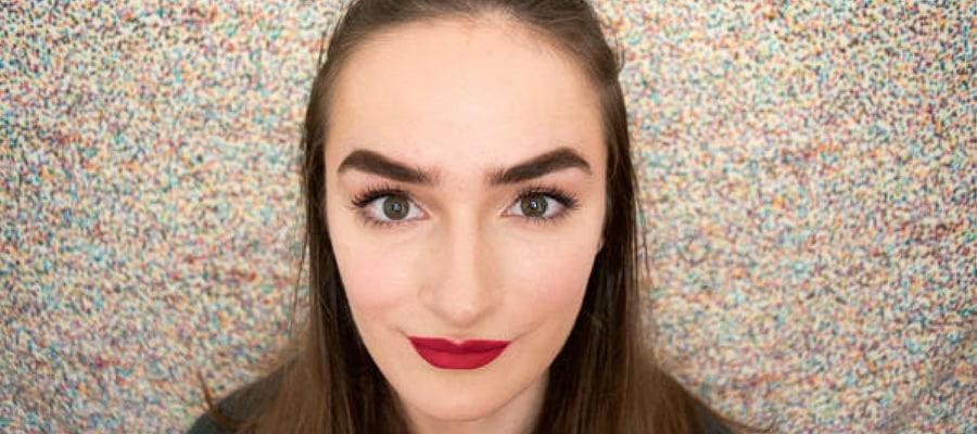 Hard Arched Brows