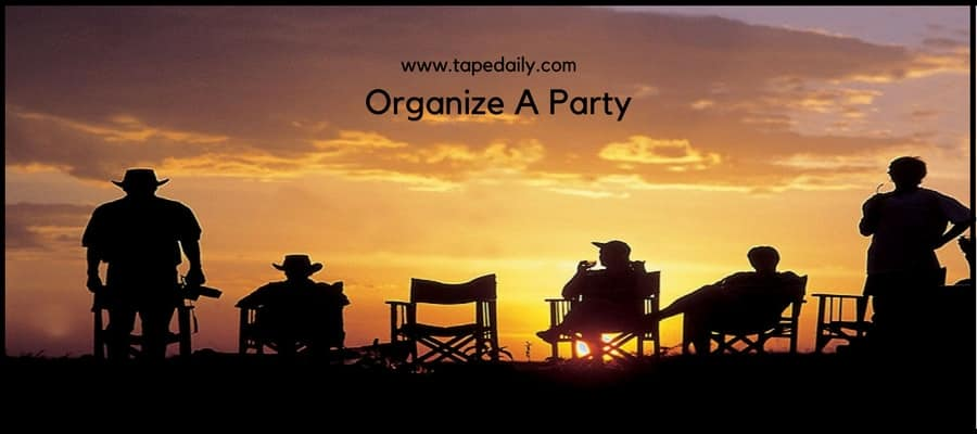 Organize Party