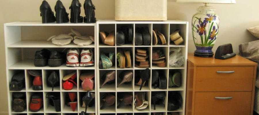 The Most Creative Ways To Organize Your Shoes