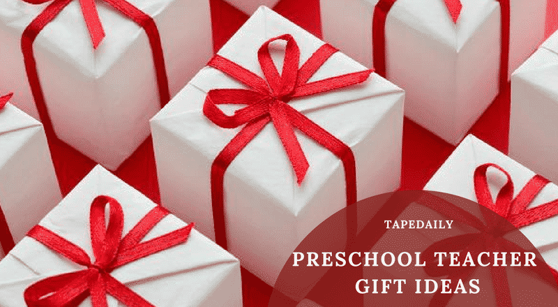 Preschool Teacher Gift Ideas Tips For Choosing A Gift For A