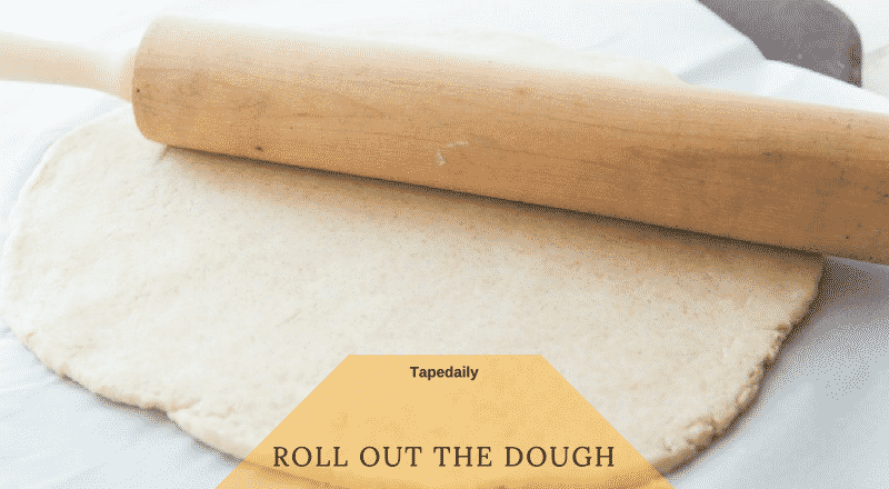 Roll out the dough