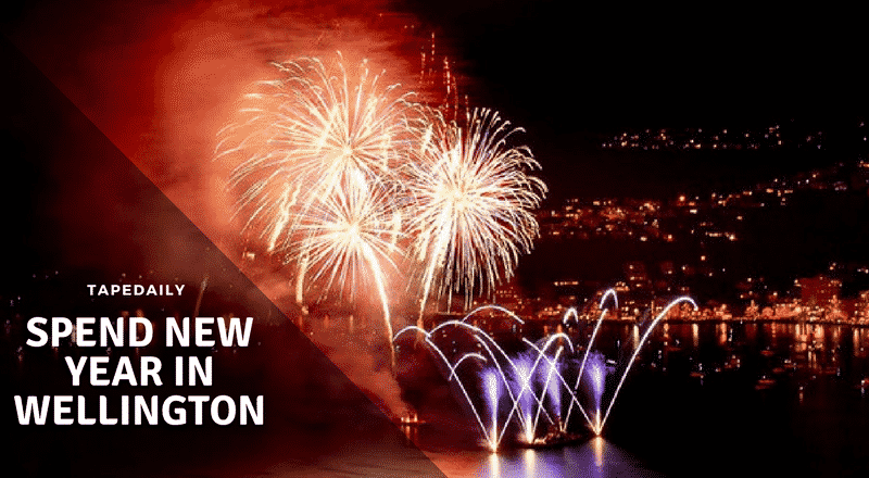 Spend New Year in Wellington