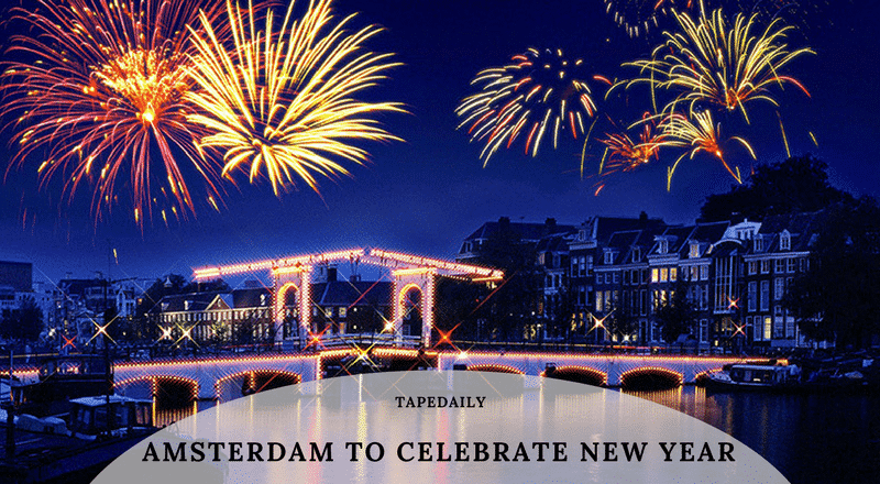 Amsterdam to Celebrate New Year's Eve