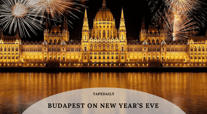Budapest on New Year's Eve