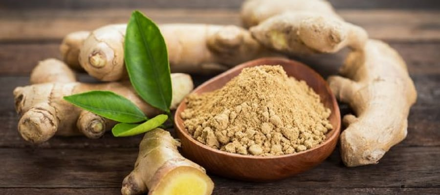 Ginger Tea With Ginger Powder