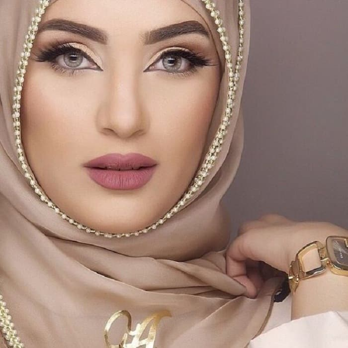 Hijab For Round Faces