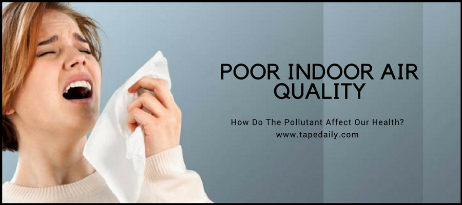 How Do The Pollutant Affect Our Health