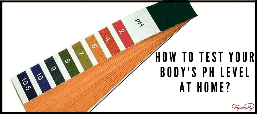 How To Test Your Body's pH Level At Home