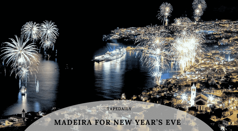 Madeira for New Year's Eve Celebration