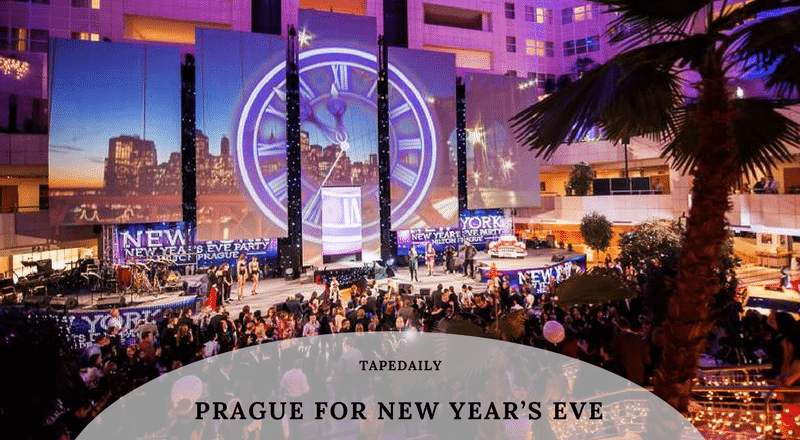 Prague for New Year's Eve