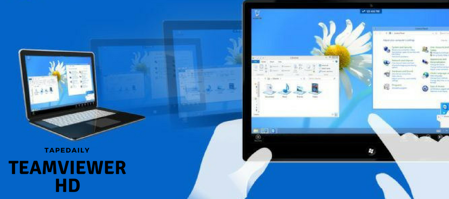 TeamViewer HD To Access Ipad Remotely