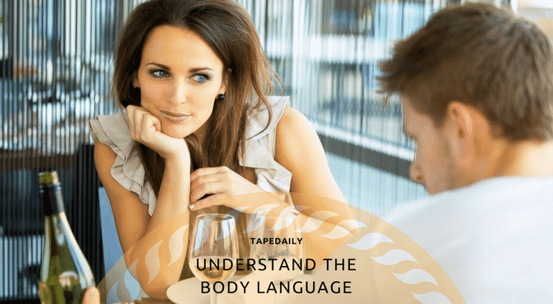 UNDERSTAND THE BODY LANGUAGE