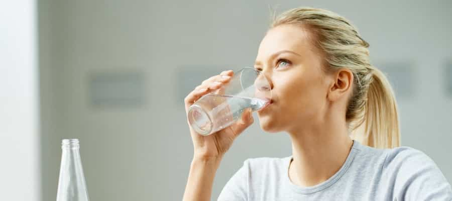 Water For Healthy Hair