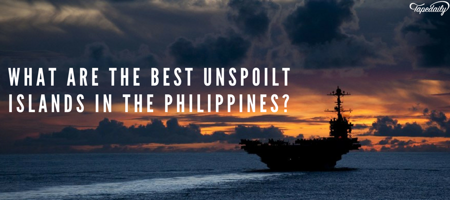 What Are The Best Unspoilt Islands In The Philippines?