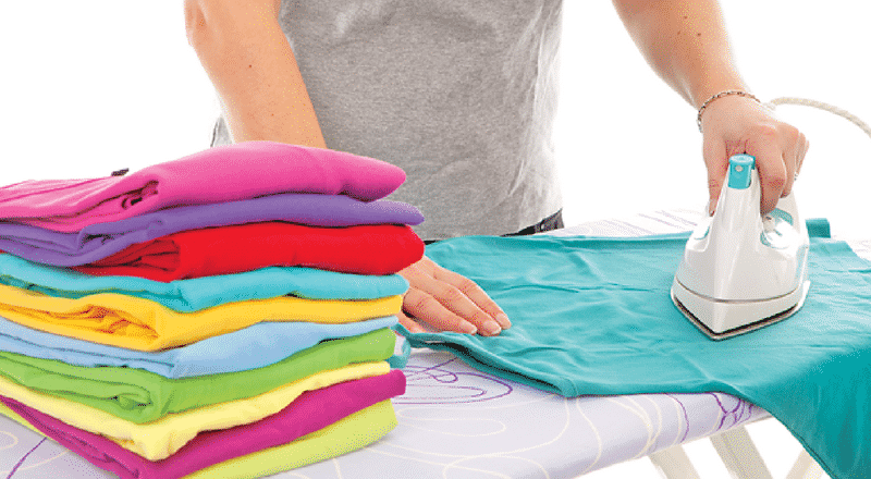 how to get rid of burn stains from clothes