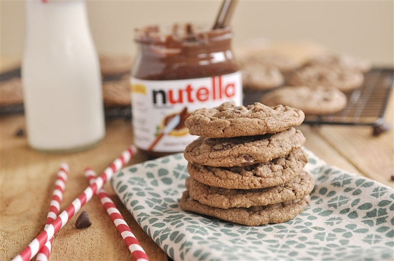 How to Make Nutella Cookies?
