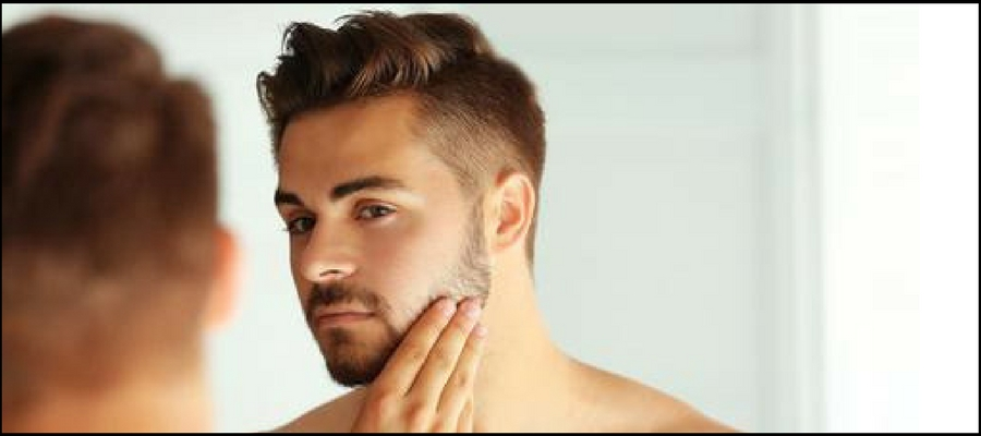 Be Patient While Growing A Beard