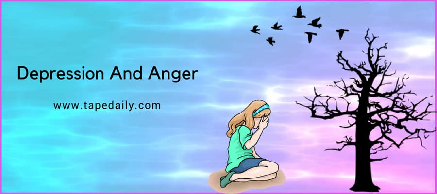 Depression and anger