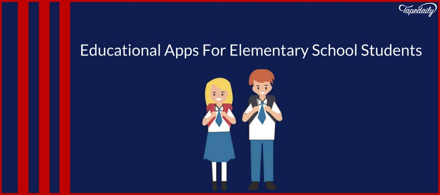 Educational Apps For Elementary School Students