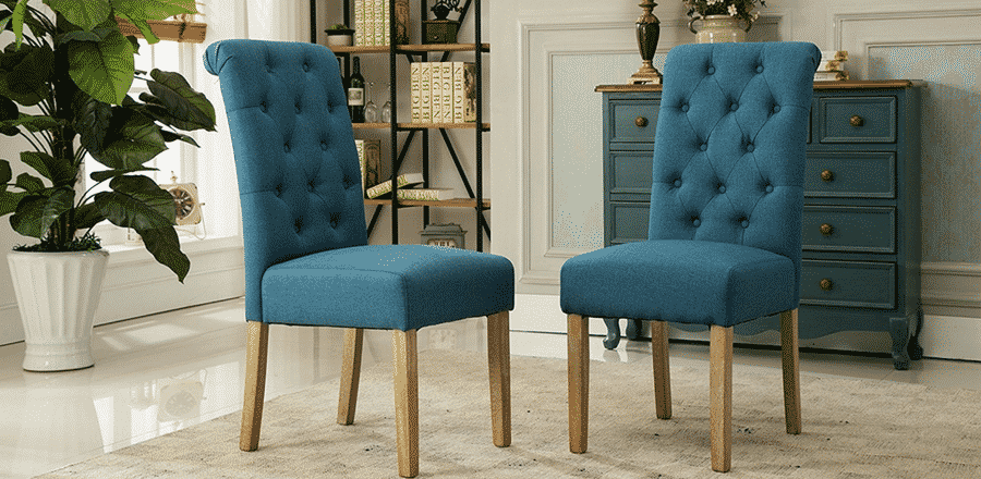 How to clean upholstered chair at home
