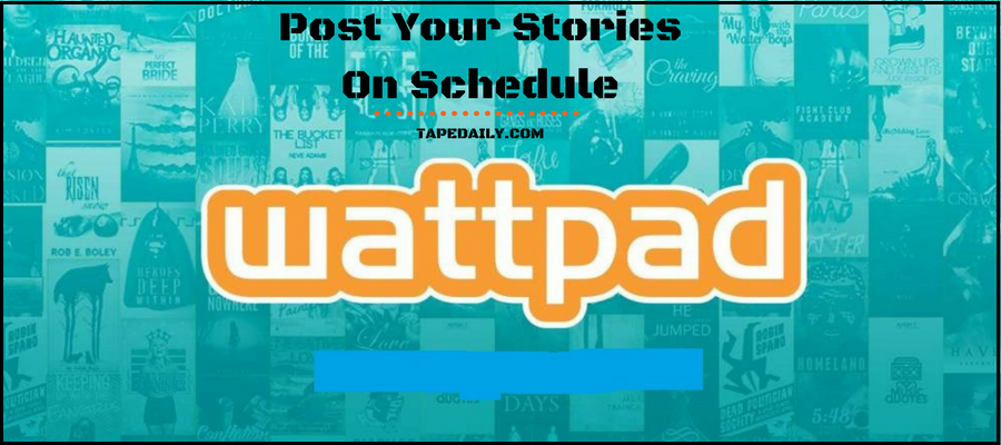 Post Your Stories On Schedule