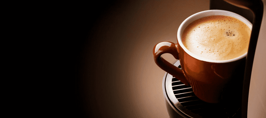 how to remove coffee stains when you're not home