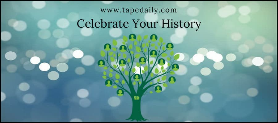 Celebrate Your History