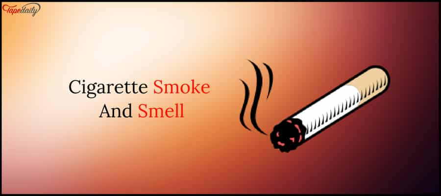 Cigarette Smoke And Smell